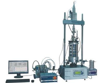 三轴试验系统