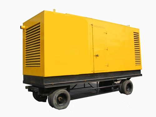 内蒙古移动式发电机组