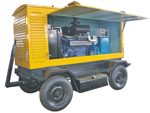大功率柴油发电机组