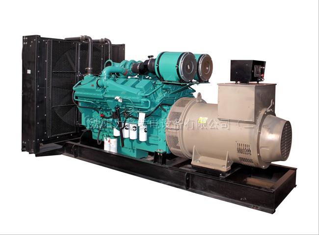 【组图】沈阳发电机组的性能比较和装置的分析 发电机燃油知识介绍