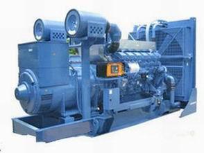发电机产品