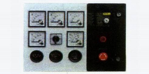 四保护控制屏(机组标准配备)-1