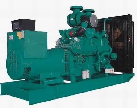 沈阳天然气发电机