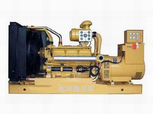 内蒙古上柴发电机