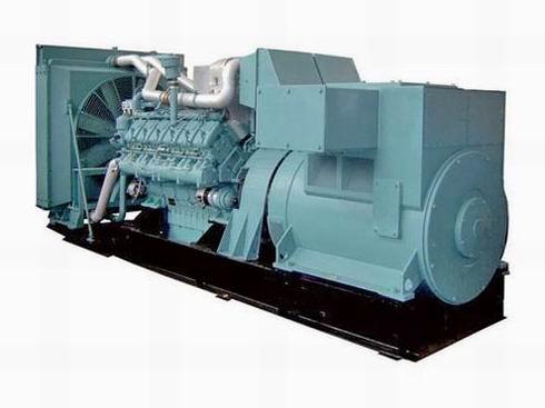 上柴柴油发电机