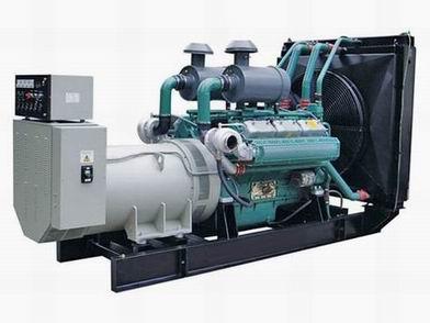 柴油发电机产物