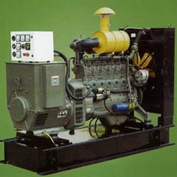康明斯燃气发电机组