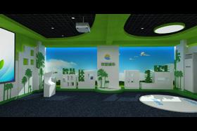 鸿程智慧展厅多媒体设计