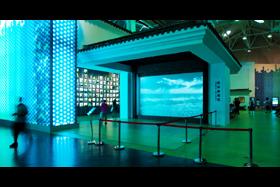 上海世博览会杭州馆设计