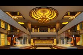 酒店空间大堂设计