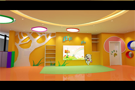 早教空间设计