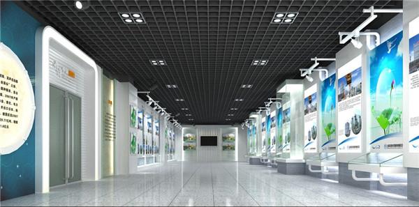 杭州企业展厅设计