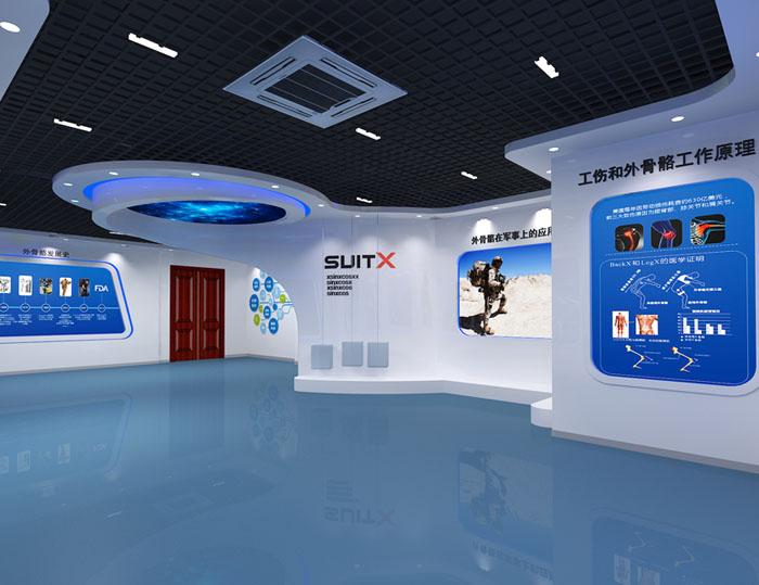 宁波顶峰机器人展厅