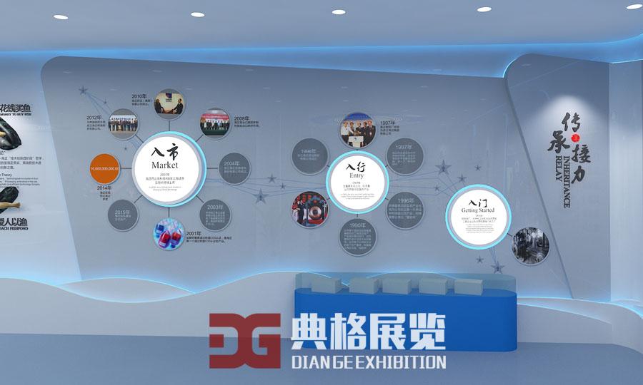 杭州科技展厅设计