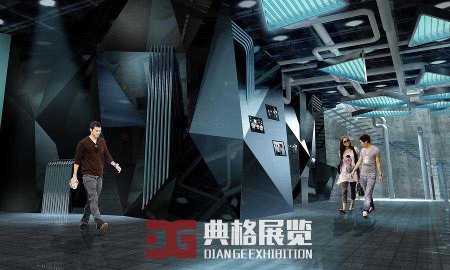 杭州规划馆设计