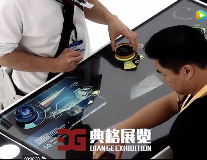 触摸桌芯片感应装置 多媒体
