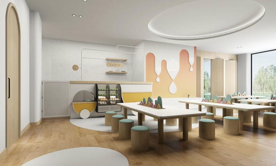 儿童俱乐部室内设计