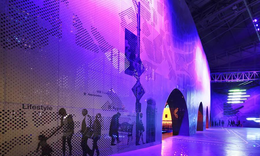 2010上海世博会城市生命馆设计