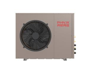 空气源无水地暖机组(冷暖型)