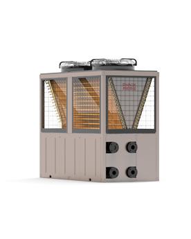 超级模块三联供空气源热泵