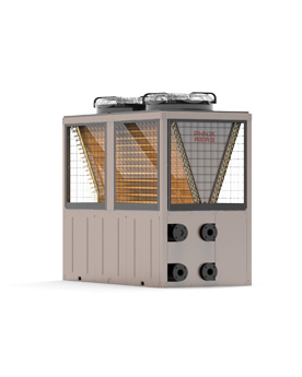 超級模塊三聯供空氣源熱泵