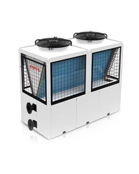 风冷模块热泵