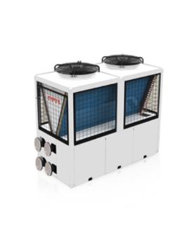 热泵中央空调
