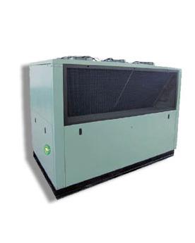 CO2空氣能熱泵
