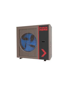 直热式空气能热泵