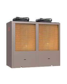 循環式空氣源熱泵