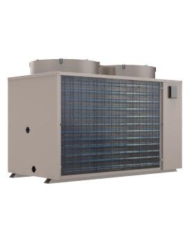 恒温除湿泳池专用空气源热泵