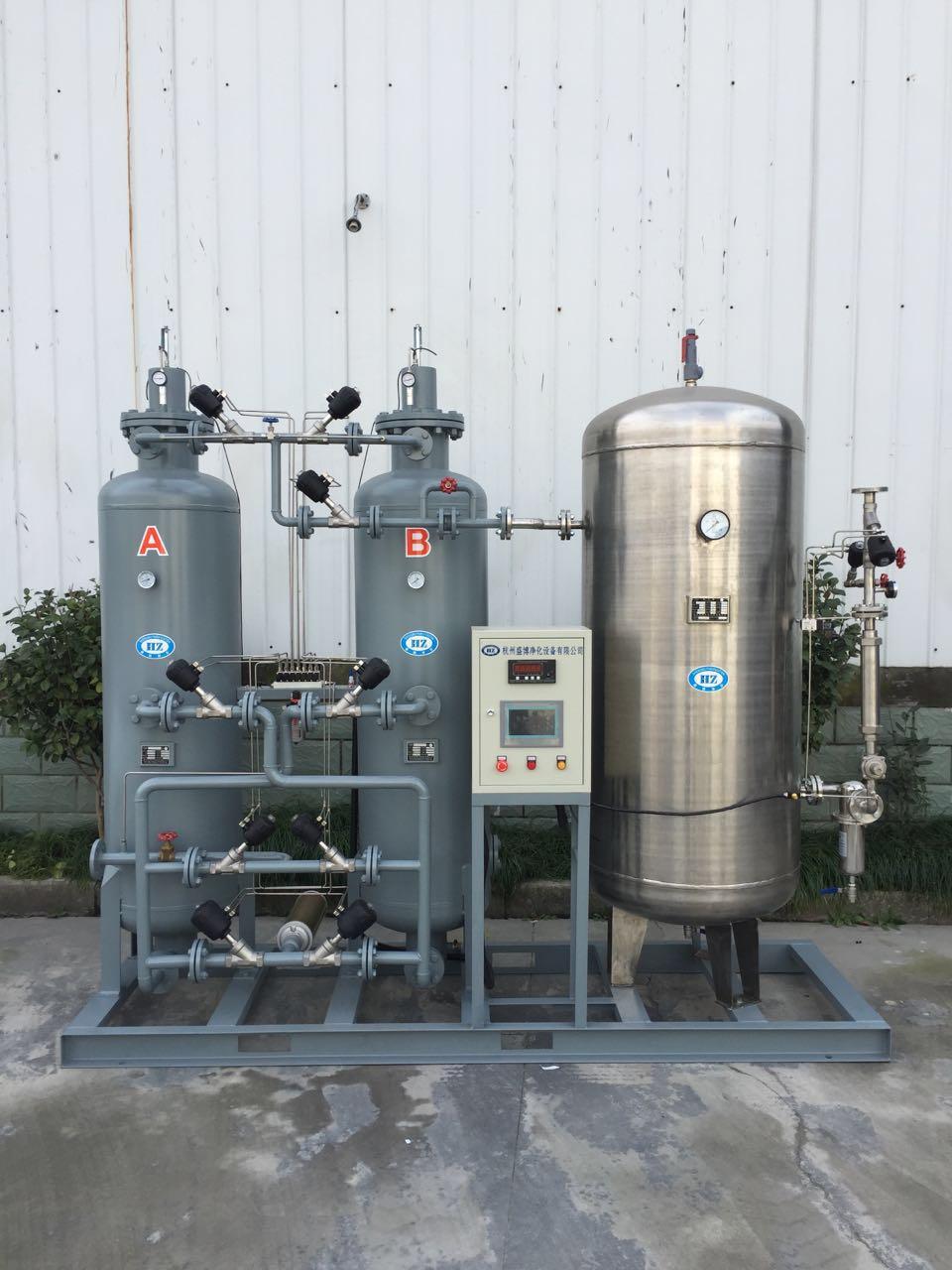 【图文】了解变压吸附制氮机选型分析_制氮机技术特点有哪些