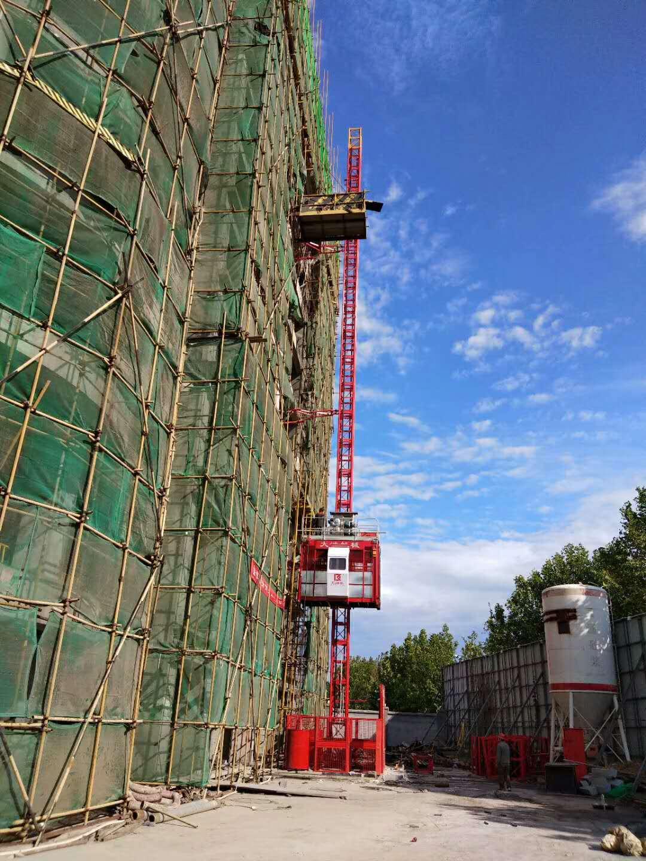 云南建筑施工电梯设备