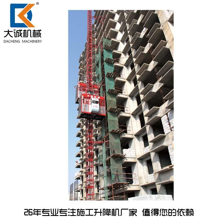 江苏建筑施工电梯