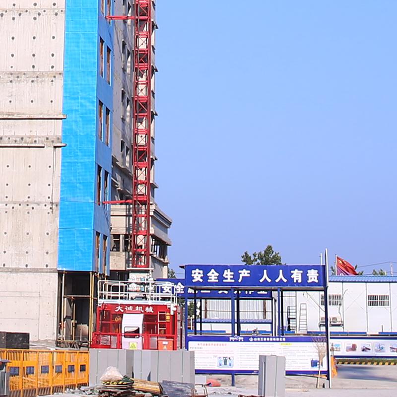 广西变频施工电梯