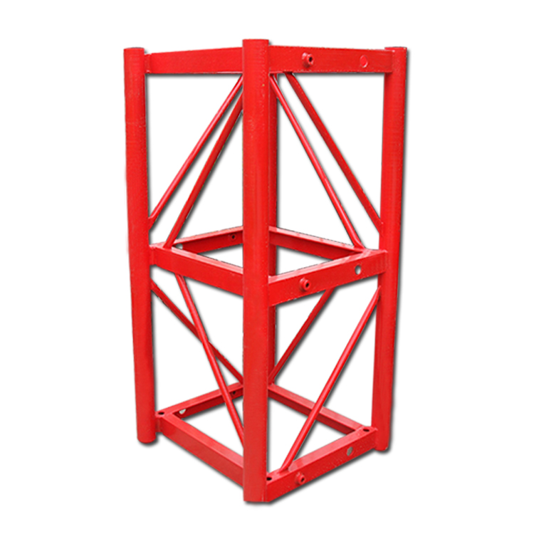 河南施工升降电梯标准节  河南升降机标准节