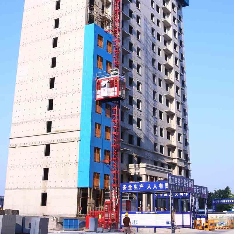 安徽建筑施工电梯