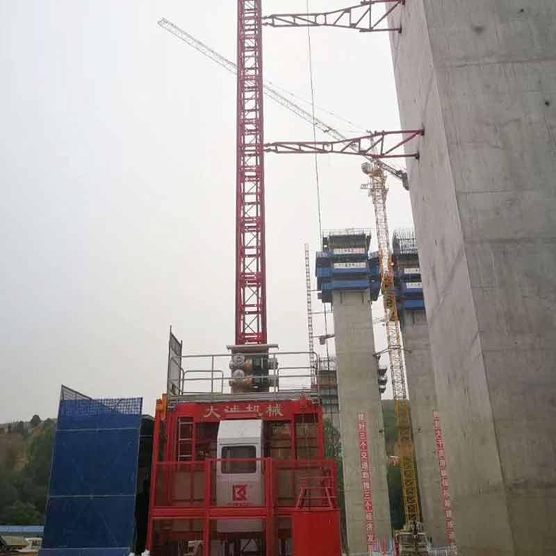 云南建筑施工电梯