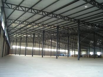 贵州钢结构厂房