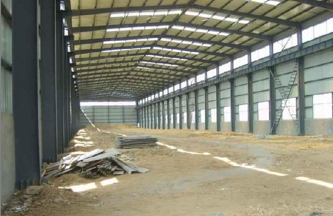 钢结构厂房大棚安装