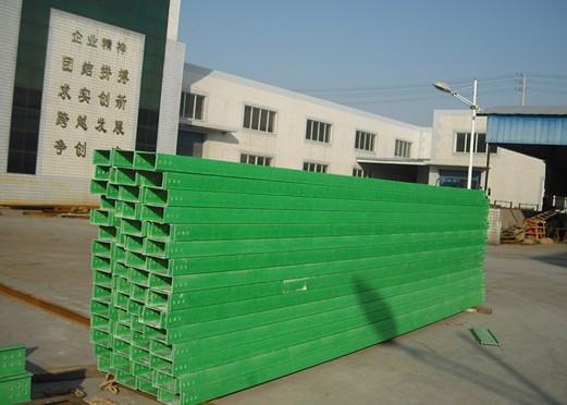 玻璃鋼電纜橋架(槽式)