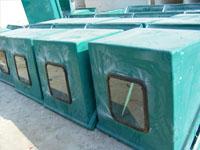 玻璃鋼儀表保溫(保護)箱