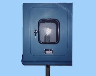 带支架仪表保温保护箱