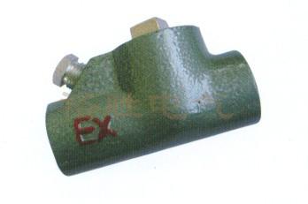 SXd三通型隔離密封接頭