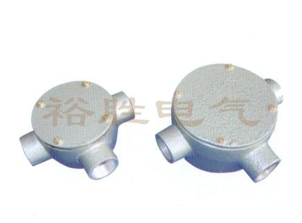 江蘇JXH型鋁合金(防水)防塵接線盒