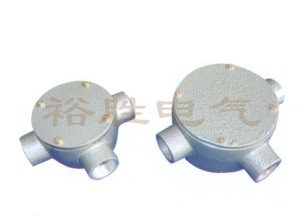 广东JXH型铝合金(防水)防尘接线盒