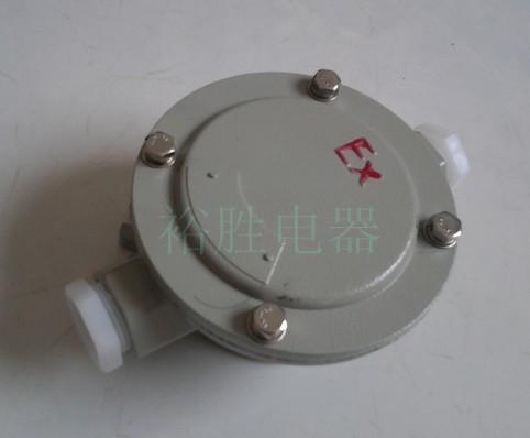 广东防爆直通接线盒