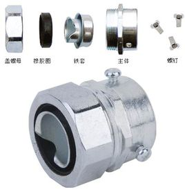 铝合金金属软管接头