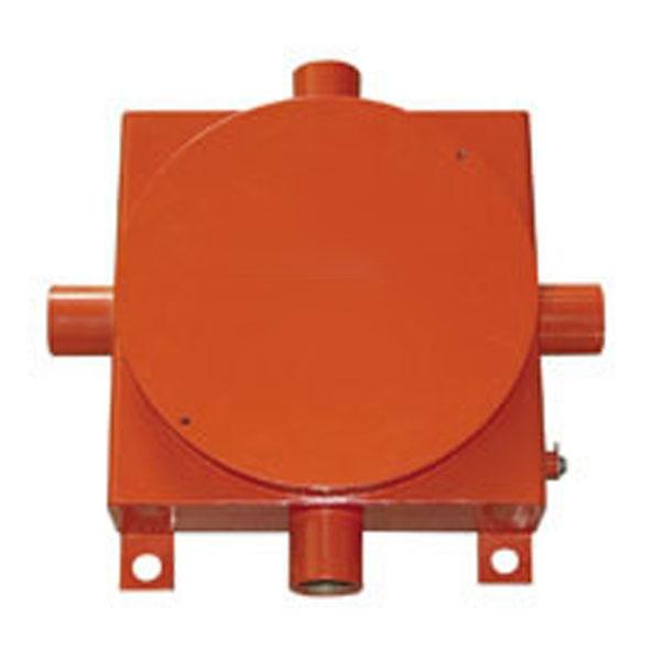 铝合金接线盒(四通)