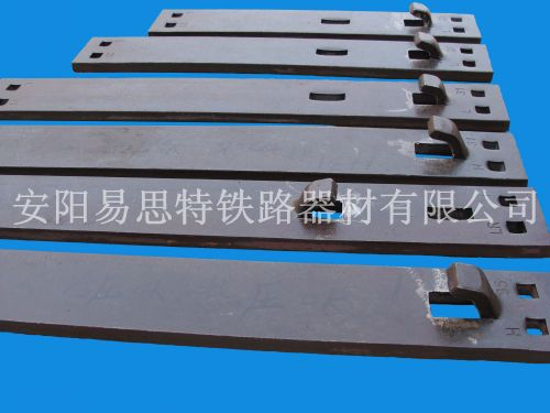 钢轨道岔垫板规格